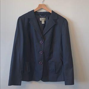 Dark Grey Boutique Jacket